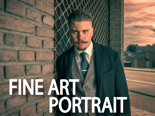 Fine Art Portrait
